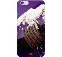 hipsta infrared Winter Bean iPhone Case/Skin