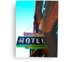 cadillac hotel Metal Print