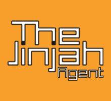 TheJinjah Agent T-Shirt by jinjah