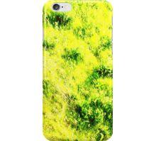 Neon Grass iPhone Case/Skin