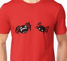 Angry Spiders Unisex T-Shirt