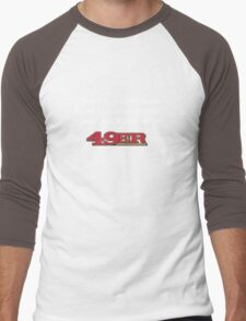 San Francisco 49ers The Niner Way Men's Baseball ¾ T-Shirt
