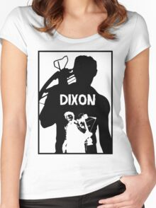 Walking Dead - Daryl Dixon Women's Fitted Scoop T-Shirt
