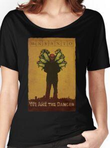 Breaking Monsanto Women's Relaxed Fit T-Shirt