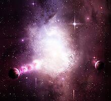 Nebula Rift by charmedy