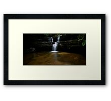 Tranquil Contemplation  Framed Print