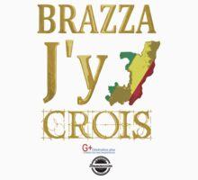 Brazza j'y crois by olivierdoumou