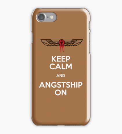 Angstshipping iPhone Case/Skin