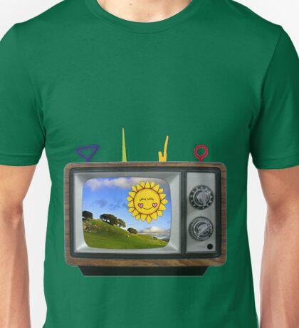 Tv Tummy Unisex T-Shirt
