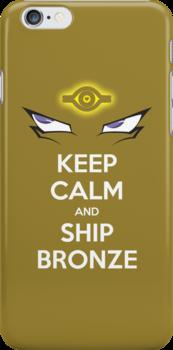 Bronzeshipping by AlyOhDesign