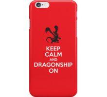 Dragonshipping iPhone Case/Skin