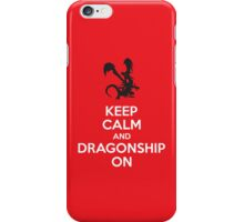 Dragonshipping iPhone Case/Skin