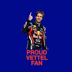 Proud Vettel Fan by brilliantbutton