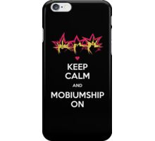 Mobiumshipping iPhone Case/Skin