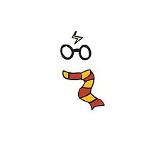 Harry Potter iPhone Case  by arielphoebe