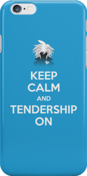 Tendershipping by AlyOhDesign