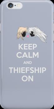 Thiefshipping by AlyOhDesign
