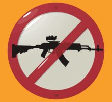 No guns allowed by Richard Laschon
