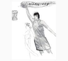 alley-oop by kongqiang