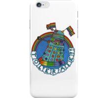 Daleks Tolerate! iPhone Case/Skin