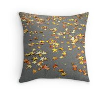 Fallen Stars, New York City  Throw Pillow