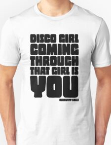 Disco Girl Gravity Falls T-Shirt