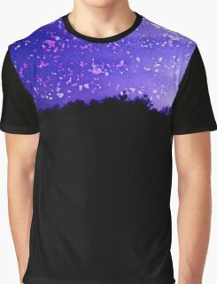 Winters Night Graphic T-Shirt