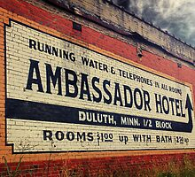 Ambassador Hotel by David Misko