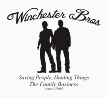 Winchester Bros - The Family Business by suburbia