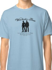 Winchester Bros - The Family Business Classic T-Shirt