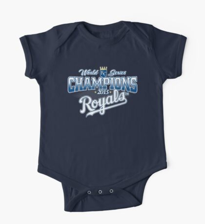 Royals champions One Piece - Short Sleeve