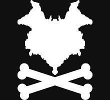 The Blot & Crossbones (White) Unisex T-Shirt