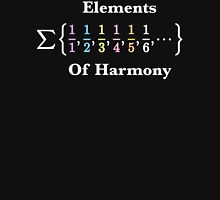 Elements of Harmony Math Shirt (MLP) Unisex T-Shirt