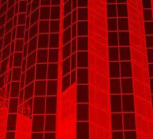 Matrix Red by artkitecture