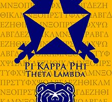Pi Kappa Phi i-Phone case by Cc0907