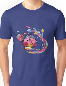 Painting Kirby Unisex T-Shirt