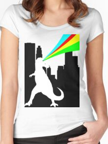 DINOTRIP Women's Fitted Scoop T-Shirt
