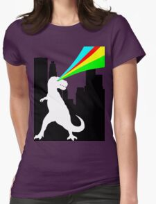 DINOTRIP Womens Fitted T-Shirt