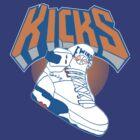 You ain't messin wit mah kicks, kicks, kicks.... by mdoydora
