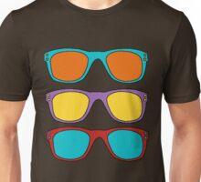 Retro SunGlasses Unisex T-Shirt