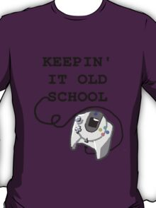 Keepin' It Old School - Dreamcast T-Shirt