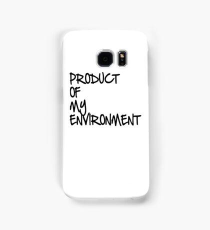 Live City: POME - Black Samsung Galaxy Case/Skin