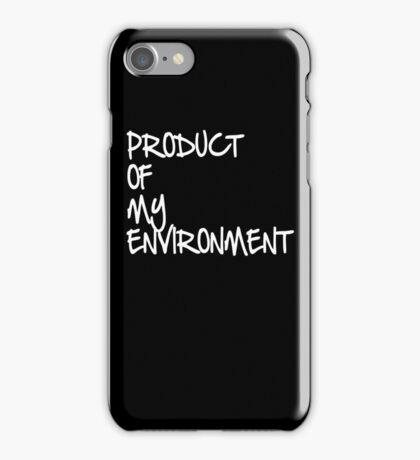 Live City: POME - White iPhone Case/Skin