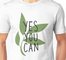 TK Alum Yes You Can Unisex T-Shirt