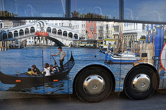 Venice On Wheels by lynn carter