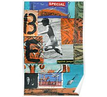 be special squirrel jumper Poster
