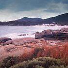 Squeaky Beach - Wilson's Promontory - Panorama by JohnnyBullen