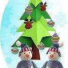 Christmas Craft  by Ann12art
