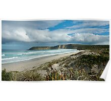 Kangaroo Island in July Poster