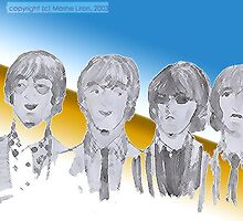 BEATLES Tomorrow never knows by LIVING